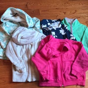 Other - Girls Hooded Sweatshirt Lot